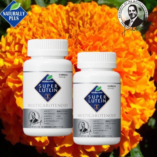SUPER LUTEIN - NATURALLY PLUS